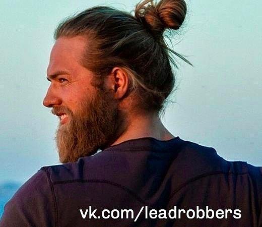 Мужские причёски викинги