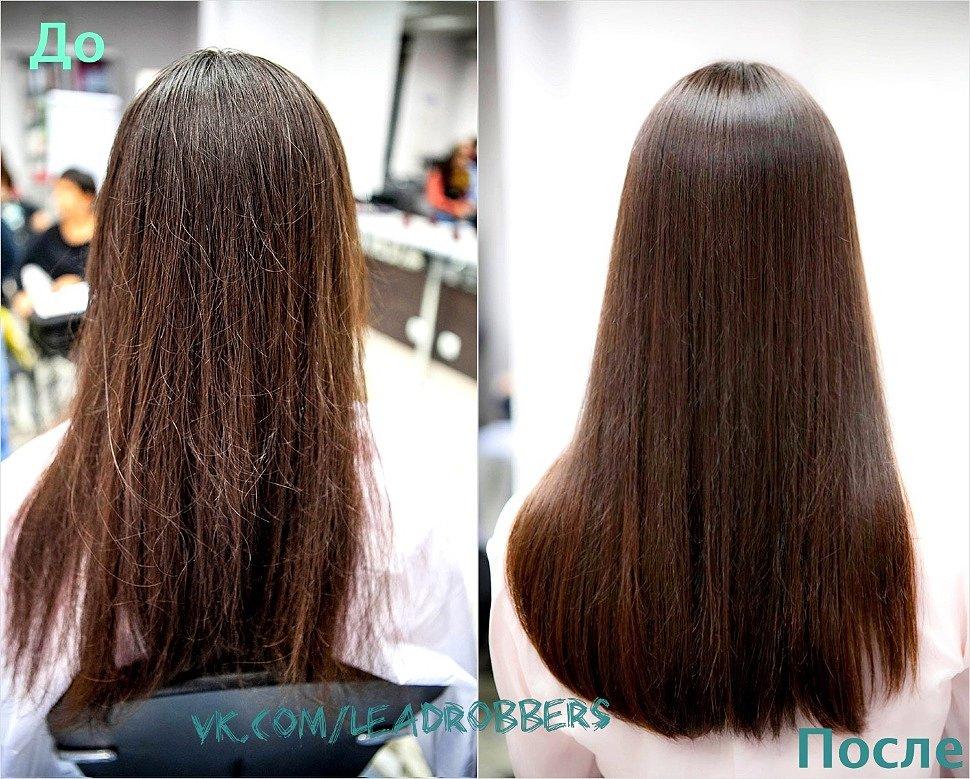 что такое полировка волос